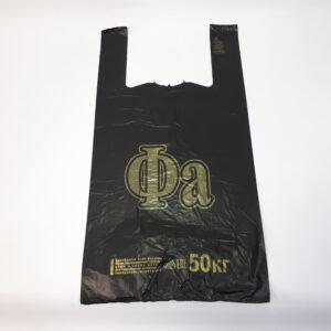 Пакет-майка ПЭ 30*55  «ФА» (800)